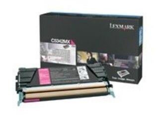 Lexmark C5342MX Toner magenta -