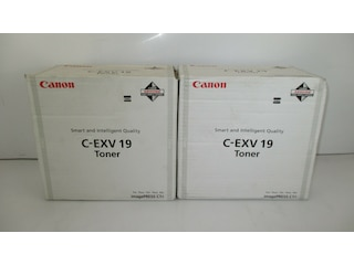 Canon C-EXV 19 / 3229 B 002 Toner schwarz -