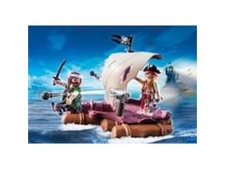 Pirates 6682 - Piratenfloß -