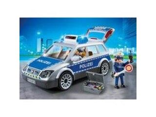 City Action 6873 - Polizei-Einsatzwagen -