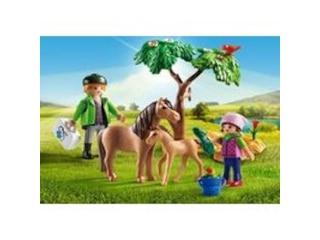 Country 6949 - Ponymama mit Fohlen -
