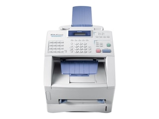 Brother FAX 8360 P Laserfax weiß (FAX8360PG1) -