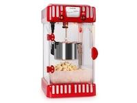 Klarstein Volcano Popcornmaschine 300W Edelstahl-Topf