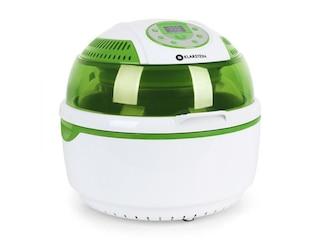 Klarstein VitAir Heißluftfritteuse grün-weiß -