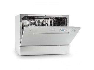 Klarstein Amazonia 6 Tischgeschirrspülmaschine A+ 1380W 6 Maßgedecke 49 dB -