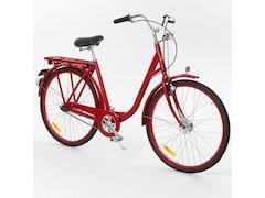 Kronan Fahrrad Unisex 5-Gang-Schaltung rot