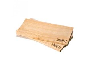 Weber Räucherbretter klein - Zedernholz (2 Stück) -