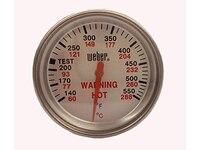 Weber Deckelthermometer lang Holzkohle bis 2009
