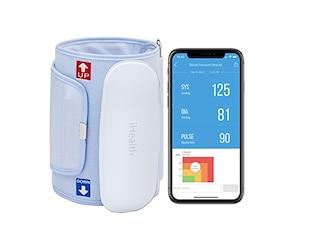 iHealth IH-BP5 Funk Oberarm-Blutdruckmessgerät -