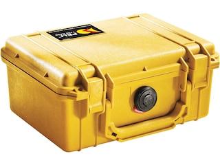 Peli Koffer 1150 mit Schaumstoff gelb -
