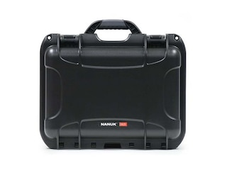 Nanuk Case w/padded divider 915-2001 schwarz -