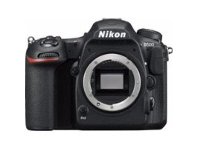 Nikon D500 Body schwarz