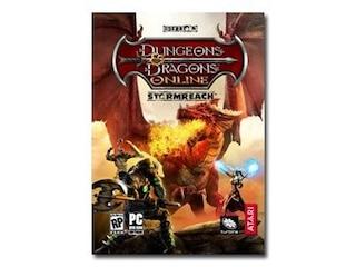 Bandai Namco Dungeons & Dragons Online: Stormreach (PC) -