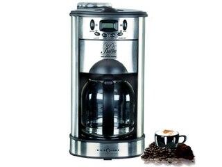 BOB 2587 Kaffeemaschine mit Mahlwerk -