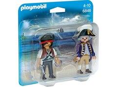 Pirates 6846 - Duo Pack Pirat und Soldat