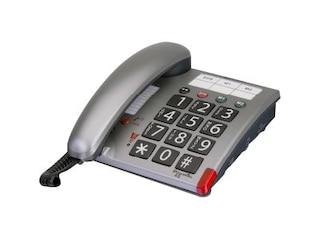 Amplicomms PowerTel 46, mit programmierbaren Notruftasten -