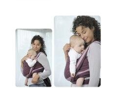 Amazonas Babytragetuch Carry Sling BERRY 450 x 70 cm