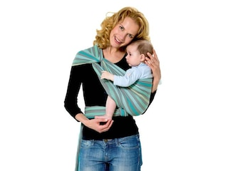 Amazonas Babytragetuch Carry Sling PACIFIC 510 cm -