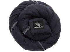 Manduca Babytragetuch sling black