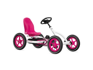 Berg Go-Kart, »Buddy« pink -