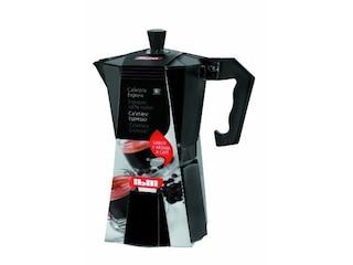 Ibili Bahia Black 12 Tassen Espressokanne (612212) -