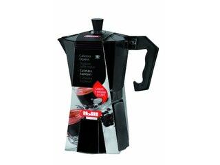 Ibili Bahia Black 6 Tassen Espressokanne (612206) -