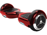 iconBIT Smart Scooter (Rot) selbststabilisierendes Fahrzeug (6 Zoll, 158 Wh, Rot)