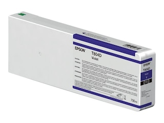 Epson T804D00 - Violett - Original - Tintenpatrone (C13T804D00) -