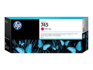 HP Inc 745 - Magenta - Original - DesignJet - Tintenpatrone (F9K01A) -