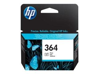 HP Inc 364 - Photo schwarz - Original - Tintenpatrone (CB317EE#BA3) -