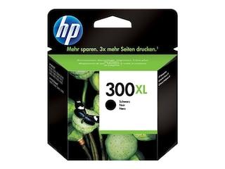 HP Inc 300XL - Hohe Ergiebigkeit - Schwarz - Original - Tintenpatrone (CC641EE#ABE) -