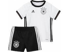 Adidas DFB EM 2016 Heim Fußballtrikot Baby-Kit, Größe 68 - S