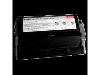 Lexmark Hohe Ergiebigkeit - Schwarz - Original - Tonerpatrone LCCP, LRP - für E321, 321t, 323, 323n, 323t, 323tn (12A7305) -