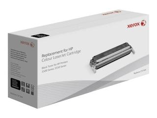 Xerox Original Toner schwarz fuer HP CLJ 5500 alternativ zu C9730A 13000Seiten (003R99721) -