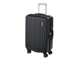 Hardware Profile Plus 4-Rollen-Trolley 66 cm - black grained -
