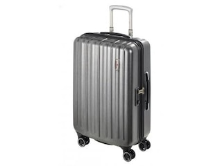 Hardware Profile Plus 4-Rollen-Trolley 66 cm - metallic grey brushed -