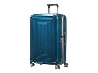Samsonite Neopulse 4-Rollen-Trolley 69 cm - metallic blue -