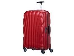 Samsonite Cosmolite 4-Rollen-Trolley 69 cm - red