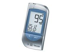 Beurer GL 34 Blutzuckermessgerät mg/dL 462.00