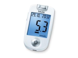 Beurer GL 40 mmol/L Blutzuckermessgerät -