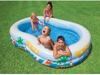 Intex Kinder Pool oval, »Paradise Pool«