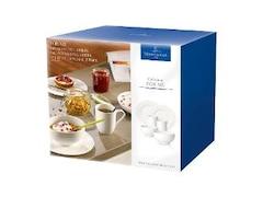 Villeroy & Boch For Me weiß Frühstücks-Set 2 Personen