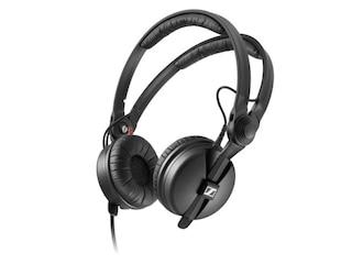 Sennheiser HD25 Plus DJ-Mixing-Kopfhörer 70Ohm Wendelkabel -
