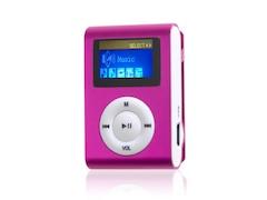 Difrnce MP855 Clip 4GB pink (Y548830)