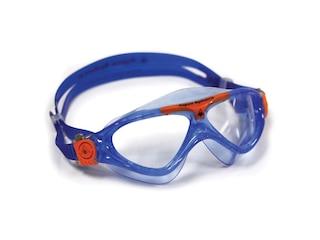 Aqua Sphere Vista Junior, Kinderschwimmbrille, Farbe: blue/orange -