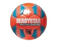 Derbystar Fußball Brillant APS Winter, Orange, 1702500760