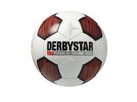 Derbystar Fußball Flash Pro S-Light, Rot, 1080300132