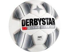 Derbystar Fußball X-Treme TT, weiß/grau, 5, 1186500190