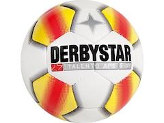 Derbystar Fußball Talento APS S-light, weiß/gelb/rot, 5, 1109500153