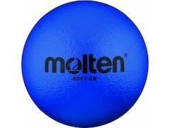 Molten Softball Fußball Soft-SB, Blau, Ø 180 mm